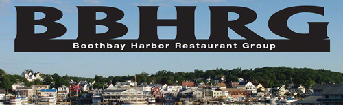 Boothbay harbor restaurant group
